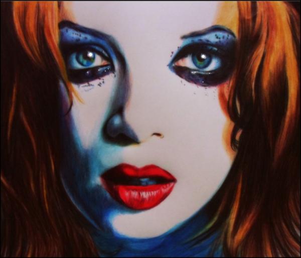 Shirley Manson by yamilaalmara